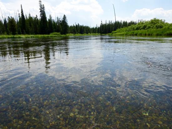 Macks inn river