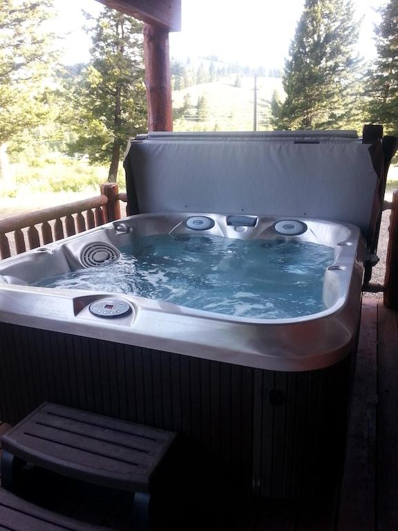 #2 hot tub